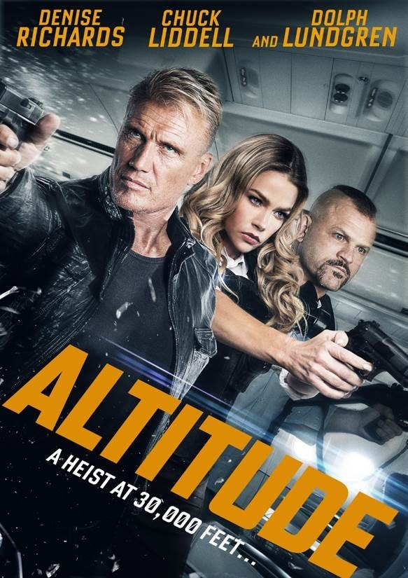 Denise Richards, Chuck Liddell and Dolph Lungren star in ...
