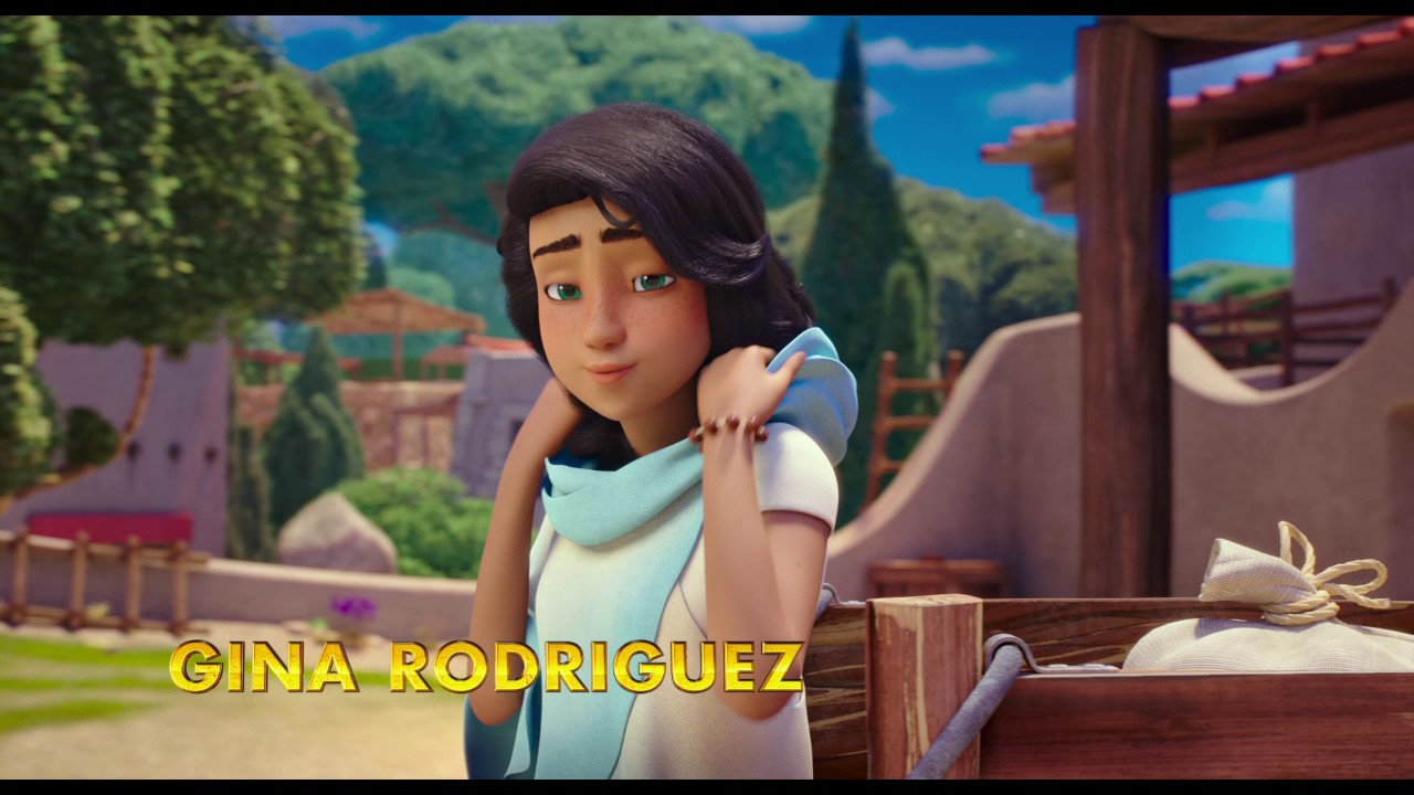The Star by Sony Pictures Animation in Theatres Novemeber 10