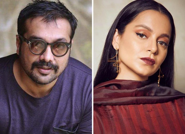 """Anurag Kashyap & Kangana Ranaut engage in war of words - """"You take four to five people with you and go beat China"""""""