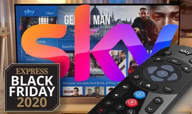 Sky Black Friday 2020 Deals Offer Half Price Tv And Very Cheap Broadband True Hollywood Talk