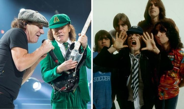 AC/DC name: How did AC/DC get its band name? 'ELECTRIC'